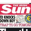 Editor of Irish Sun to leave amid 'significant changes'