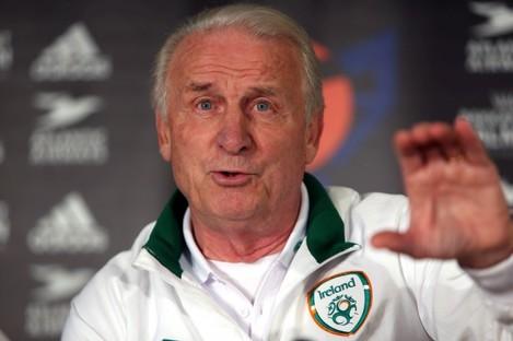 Giovanni Trapattoni believes Ireland can still qualify for Rio 2014.
