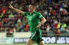 Robbie Keane: I can't see Trapattoni going anywhere