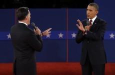 As it happened: US Presidential Election Debate