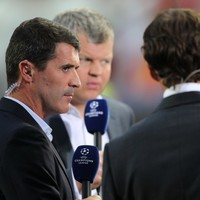'The referee's a clown' -- Roy Keane's assessment as England fans furious at Warsaw postponement