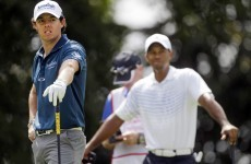 Happy new year: Rory, Tiger to open 2013 in Abu Dhabi
