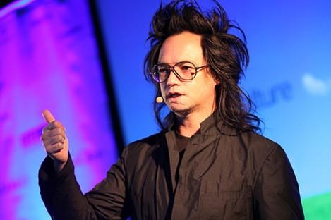 David Shing, AOL's 'Digital Prophet'.