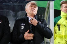Poll: Have the FAI made the right decision in keeping Trap as manager?