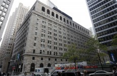 Man arrested over plot to blow up Federal Reserve in New York