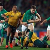 O'Driscoll: Time to nip talk of Waratahs move in the bud