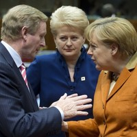 Slideshow: The EU summit in Brussels