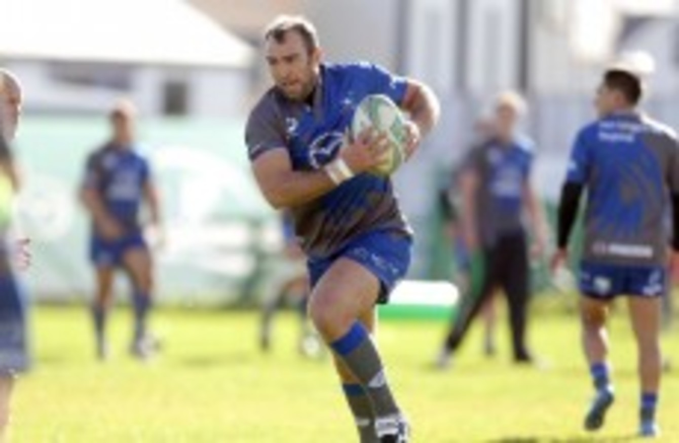 Connacht out to do it for Elwood, says John Muldoon · The42