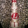 Check out LeBron James' ridiculous birthday cake