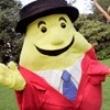 Watch out kids! Mr Tayto turns terrifying