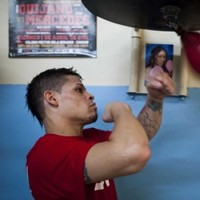 Puerto Rican boxer: I came out so I could feel better about myself