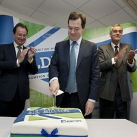 MP George Osborne caught in First Class without ticket