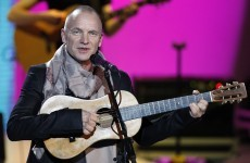 Sting calls off Philippines gig in pine tree row