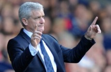 Am I bothered? Hughes unfazed by Redknapp speculation