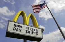 Weak dollar, strong competition make impact on McDonald's profit