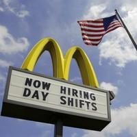 Weak dollar, strong competition make impact on McDonald's profit