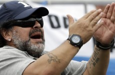 Diego Maradona, 51, stunned by partner's pregnancy