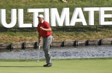 Golf: Van Pelt denies Dufner in Perth