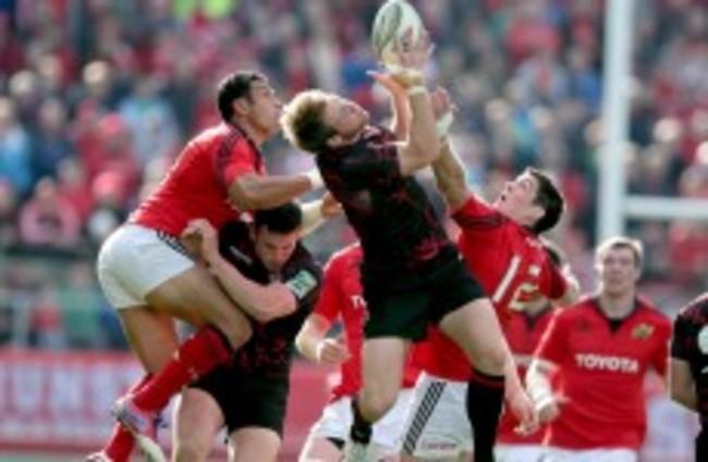 As it happened: Munster v Edinburgh, Heineken Cup