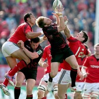 As it happened: Munster v Edinburgh, Heineken Cup