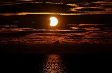 Slideshow: Solar eclipse 2011