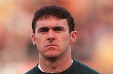 Former Ireland star Alan McLoughlin reveals battle against cancer