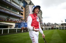 Frankie Dettori ends his 18-year association with Godolphin