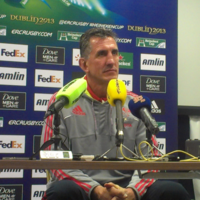 We're on the bottom of that pit but there's light at the end of the tunnel - Rob Penney