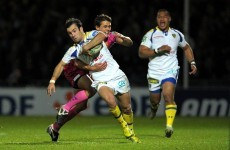 In pictures: Our Heineken Cup Team of the Week