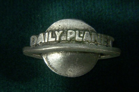 Metropolis's Daily Planet newspaper: no longer your go-to source for all things Superman.