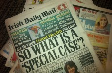 Changes announced at the Irish Daily Mail
