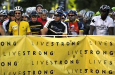 Another Armstrong teammate admits doping
