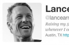 Lance Armstrong has removed 'Tour De France winner' from his Twitter bio