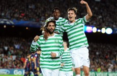 As it happened: Barcelona v Celtic, Champions League Tuesday