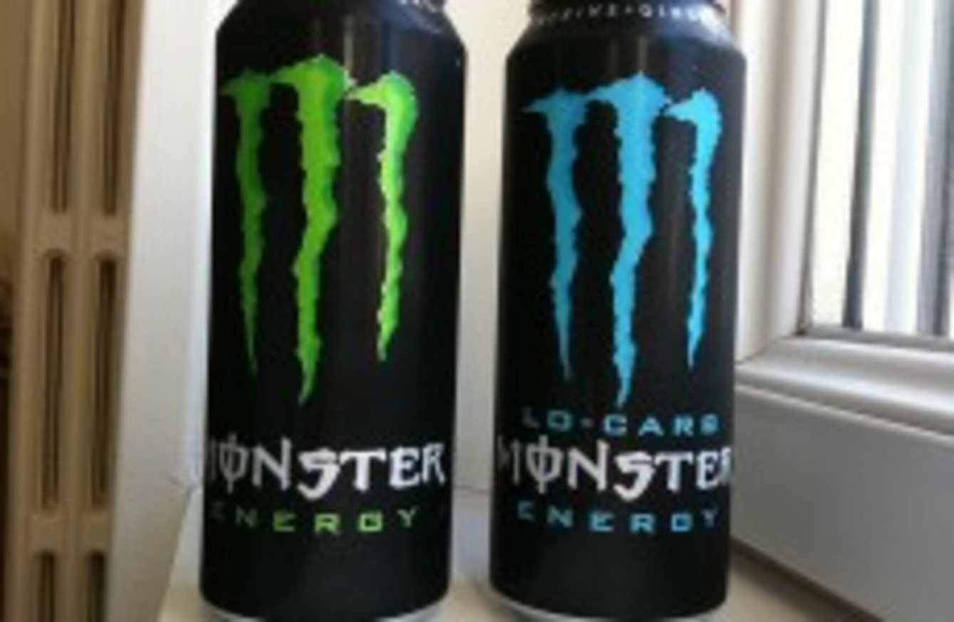 Parents warned after US lawsuit filed against Monster energy drink