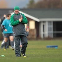 'We're happy with our attack and defence,' Kidney says after bolstering backroom