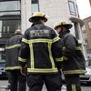 20 people brought to hospital after leak of unidentified gas