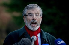 Sinn Féin wants 'neither FG nor FF' in power