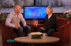 "Gareth Thomas on Ellen: ""I became the master of playing the straight man"""