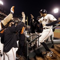 World Series: Giants half-way there as 'MadBum' dominates Tigers