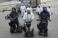Upwardly mobile: City centre Gardaí to get Segways