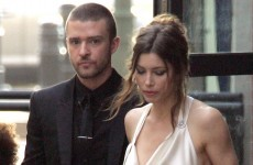 Timberlake apologises for 'homeless wedding congrats' video