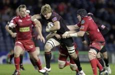 Pro12: Priestland penalty consigns Edinburgh to sixth straight defeat