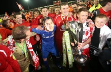 In pictures: Sligo Rovers celebrate first title win in 35 years