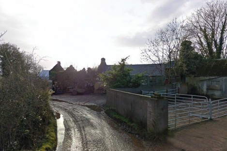 File photo of the Killybracken Road area
