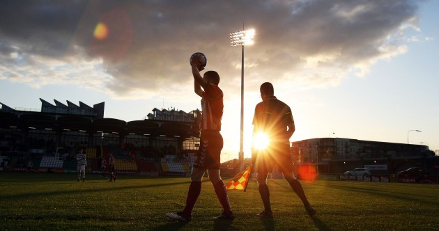 Here are 53 of the best images from this season's League of Ireland*