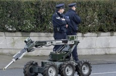 Late-night operation to remove viable explosive device in Lucan