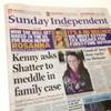 """Shatter says newspaper article is """"dishonest and inaccurate"""""""