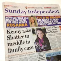 "Shatter says newspaper article is ""dishonest and inaccurate"""