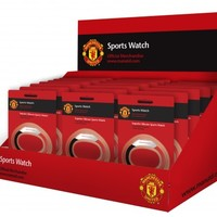 Nine months after tearful Dragons Den pitch, watchmaker seals deal with Man Utd and Liverpool